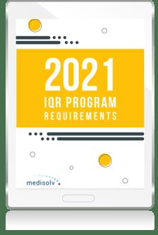 IQR Program Requirements 2021